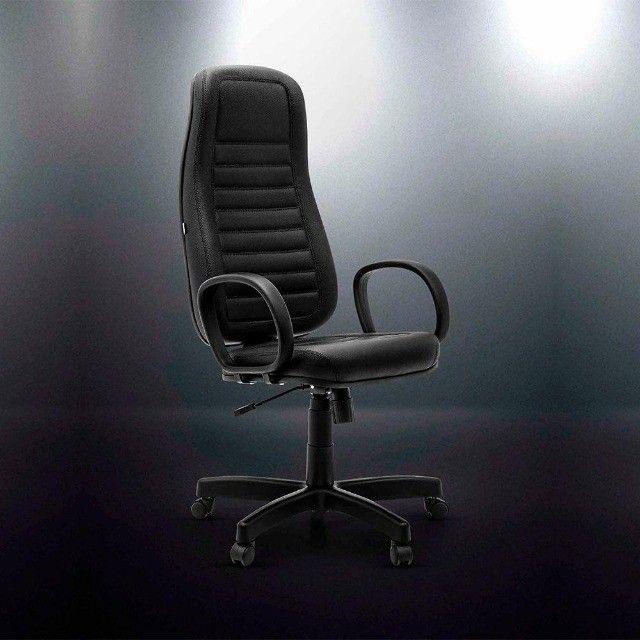 Cadeira Presidente Extra a Pronta entrega