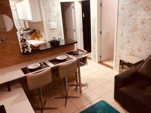Apartamento com 2 dormitórios à venda, 54 m² por R$ 130.000,00 - Sertão do Maruim - São Jo - Foto 11