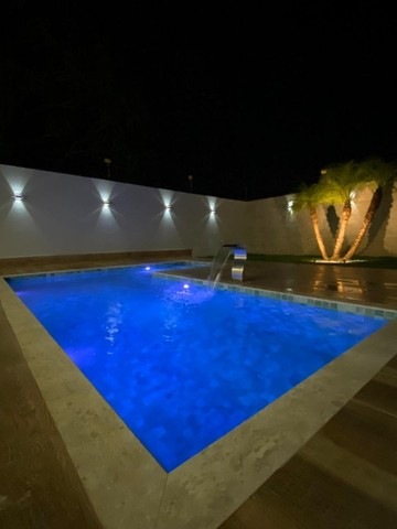 Casa de Alto Padrão, Dentro de Condomínio com 3 Suítes, Lazer em Vicente Pires. - Foto 5