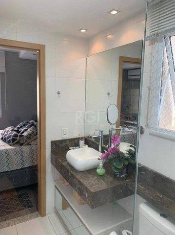 Apartamento à venda com 3 dormitórios em Passo da areia, Porto alegre cod:VP87975 - Foto 12