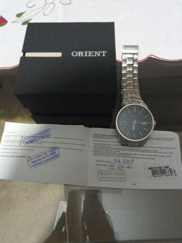 Relógio Orient 2 meses de comprado  - Foto 3
