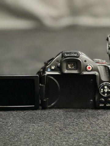 Câmera Canon SX40 HS - Foto 3