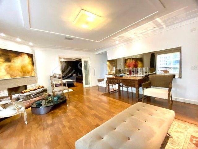 Apartamento espetacular mobiliado, para locação Chacara Itaim - Foto 3