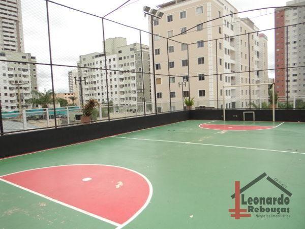 Apartamento duplex com 2 quartos no Spazio Eco Ville Araguaia - Bairro Setor Negrão de Lim - Foto 4