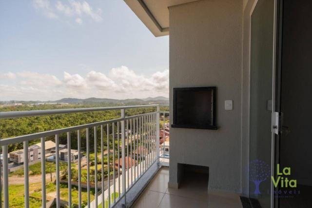 Apartamento com 2 dormitórios à venda, 52 m² por R$ 248.328,00 - Itacolomi - Balneário Piç - Foto 9