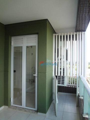 Excelente apartamento para locação no cond. The Prime. Bairro: Olaria - Porto Velho/RO - Foto 11