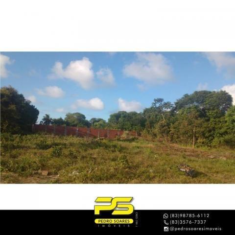 Terreno à venda, 408 m² por R$ 230.000 - Altiplano Cabo Branco - João Pessoa/PB - Foto 2