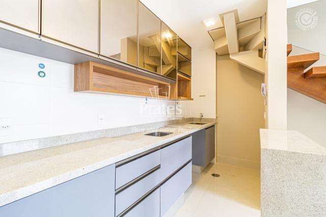 Apartamento para alugar com 1 dormitórios em Batel, Curitiba cod:9130 - Foto 3