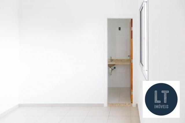 Apartamento com 2 dormitórios à venda, 64 m² por R$ 195.000,00 - Parque São Luís - Taubaté - Foto 19