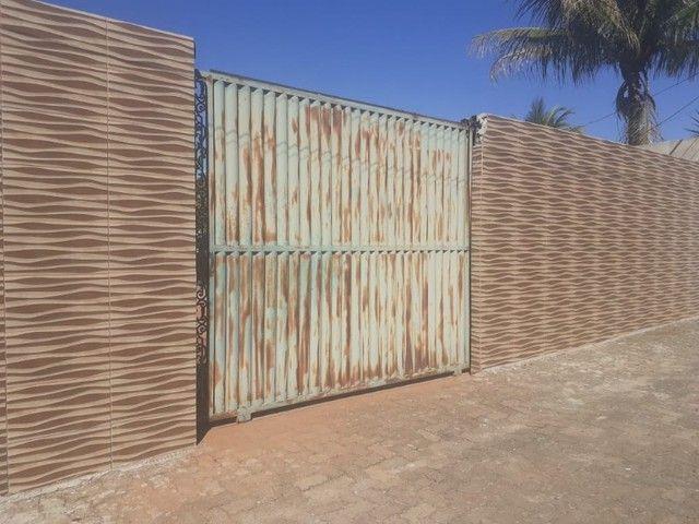 Casa em Fase de Acabamento, 2 Quartos, Dentro de Condomínio, Lote de 400m² em Vicente Pire - Foto 9