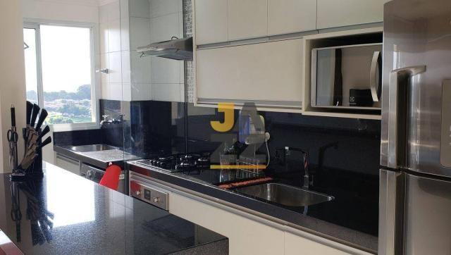 Lindo apartamento com 2 dormitórios e closet à venda, 73 m² por R$ 450.000 - Vila Brasil - - Foto 8