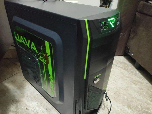 Pc Gamer GTX 1050ti 4gb + i5 + Monitor
