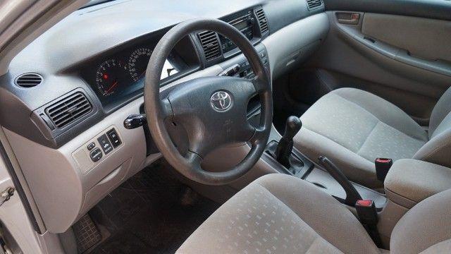 Corolla XEI 1.8 2006 - Foto 12