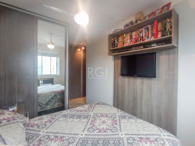 Apartamento à venda com 3 dormitórios em Jardim carvalho, Porto alegre cod:EL56357495 - Foto 12