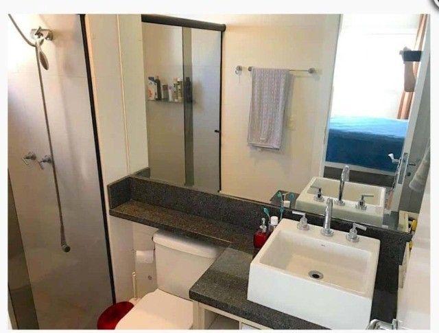 Amplo apartamento Mobiliado 1 por andar Barra Sul Balneário Camboriú - Foto 13