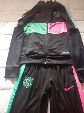 Kit treinamento Barcelona 2020