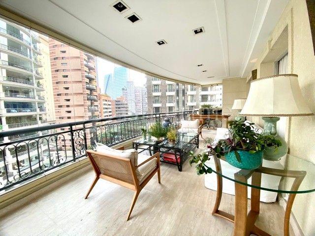 Apartamento espetacular mobiliado, para locação Chacara Itaim - Foto 9