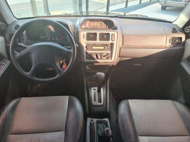 Mitsubishi PAJERO TR4 4X4 2.0 16V AUT. - Foto 8