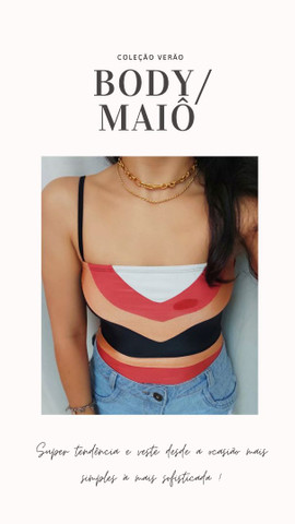 Body/ Maiô  - Foto 4