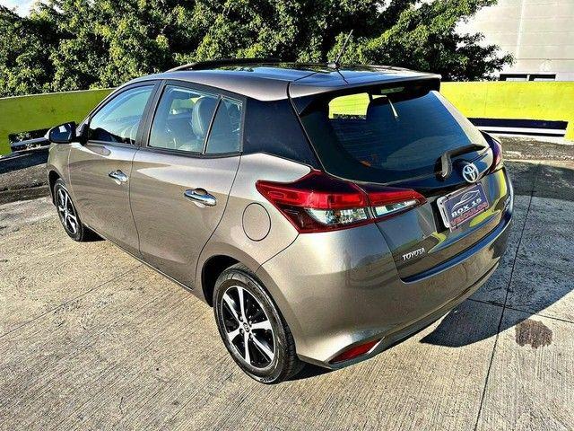 Toyota yaris XLS 1.5 Top de Linha + Teto Solar  - Foto 4
