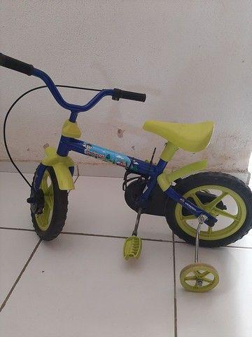 Bicicleta criança 2 anos