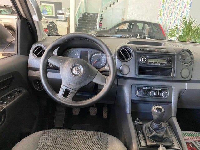 Volkswagen Amarok S 4X4 2013 Diesel - Foto 9