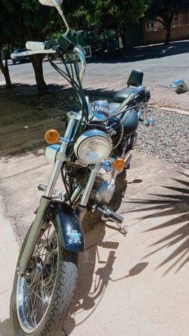 moto custon  - Foto 3