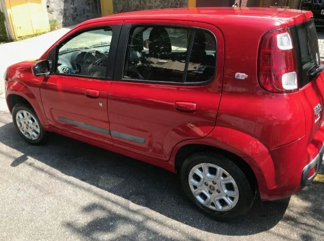 Vende-se Fiat Uno 1.4 Flex 5p á vista ou parcelado - Foto 2