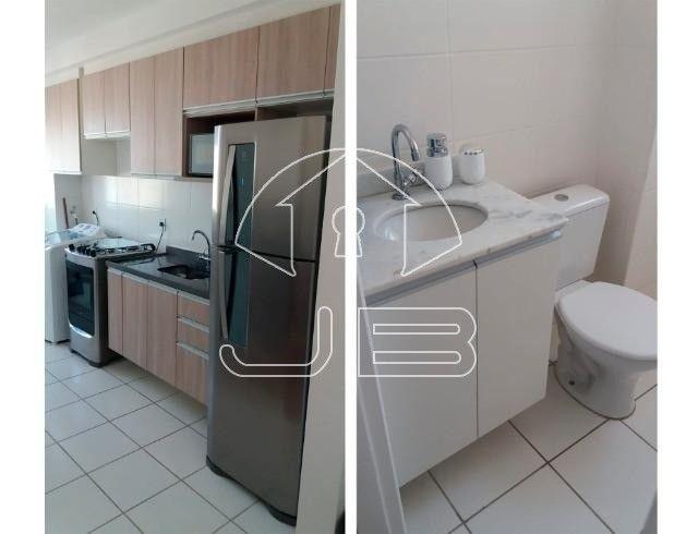 Apartamento à venda com 2 dormitórios em Jardim santa izabel, Hortolândia cod:V414 - Foto 12