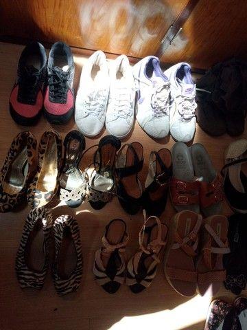 Calçados usados  - Foto 3