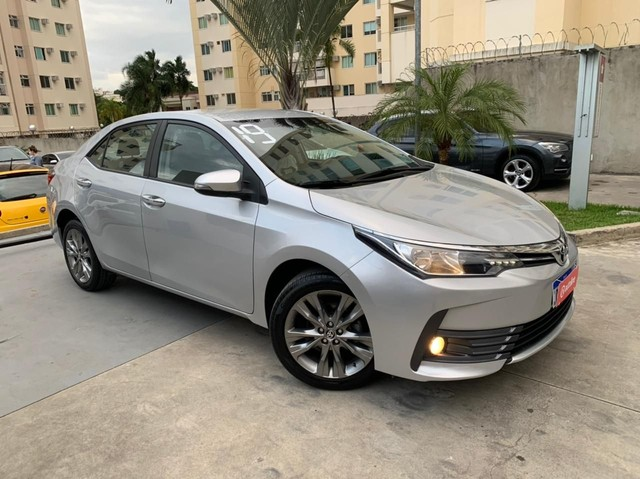 Corolla Xei Aut 2019 Ent 24 Mil + Parc de 1.916,56 - Foto 3