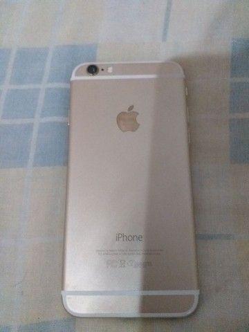IPhone 6 64gb dourado  - Foto 2
