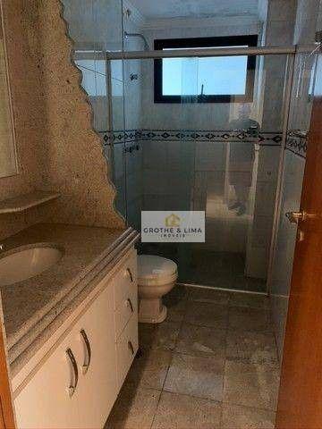 Apartamento com 4 dormitórios à venda, 139 m² por R$ 742.000,00 - Parque Residencial Aquar - Foto 3