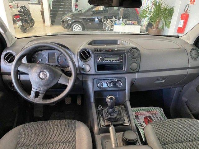 Volkswagen Amarok S 4X4 2013 Diesel - Foto 10