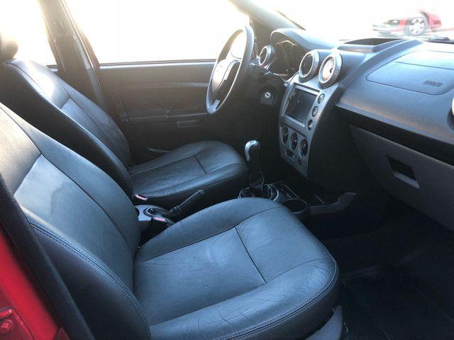 Fiesta class 1.6 completo multimídia e couro  - Foto 17
