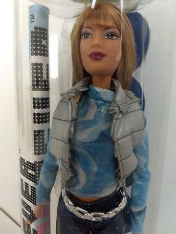 Barbie Fashion Fever-Coleção-Rara-Conservada-Na Caixa - Foto 2