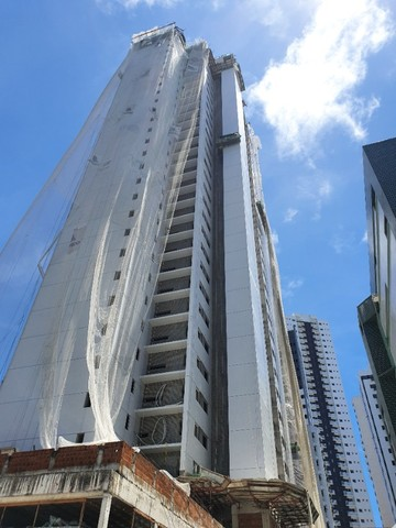 Apartamento 4 quartos 02 suítes em boa viagem - alto padrão - fase final de construção - Foto 20