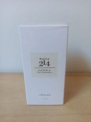 Perfume Botica 214 - Jasmim & Patchouli