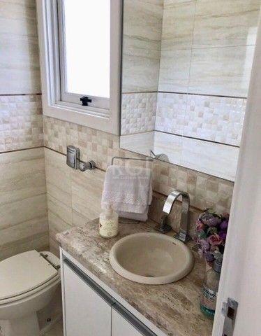 Apartamento à venda com 3 dormitórios em Ipanema, Porto alegre cod:VZ6377 - Foto 17