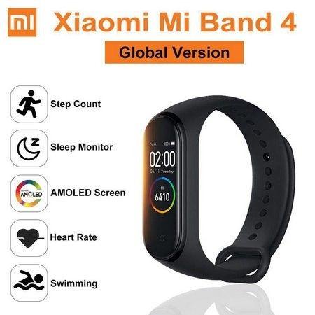 Relógio Pulseira Miband 4 Xiaomi - Foto 2