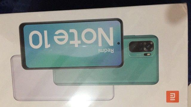Xiaomi redmi note 10 128GB *lacrado - Foto 3
