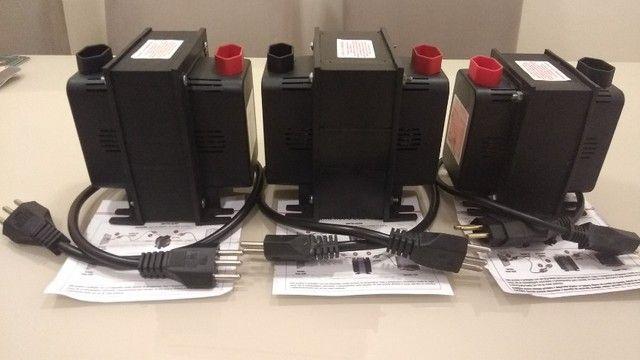 Transformadores 110/220V para Ar Condicionado,freezer,geladeira,martelete,forno,etc - Foto 5
