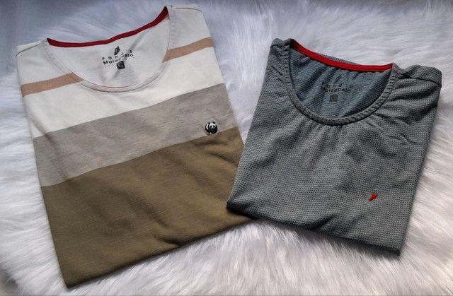 Camisas Primeira linha  - Foto 2