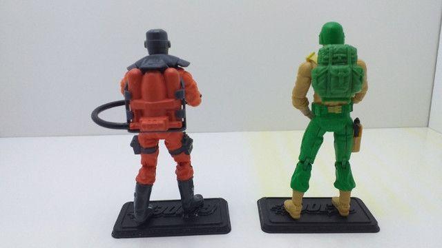 Lote Bonecos G.i.Joe 25 TH - Hasbro - Epic Toys Brasil - Foto 4