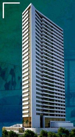 Apartamento 4 quartos 02 suítes em boa viagem - alto padrão - fase final de construção
