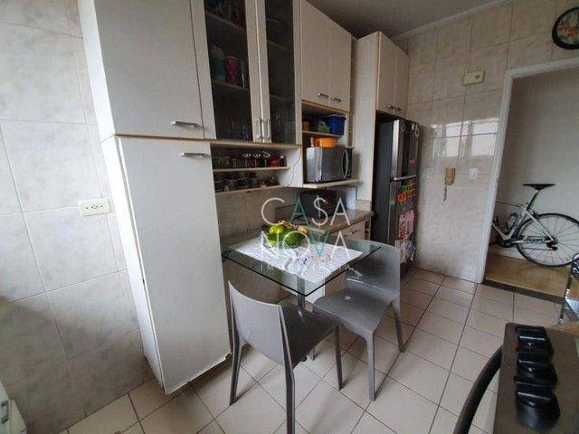 Apartamento com 2 dormitórios à venda, 90 m² por R$ 500.000,00 - Boqueirão - Santos/SP - Foto 8