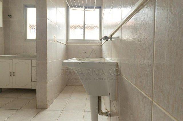Apartamento à venda com 3 dormitórios em Orfas, Ponta grossa cod:V2428 - Foto 5