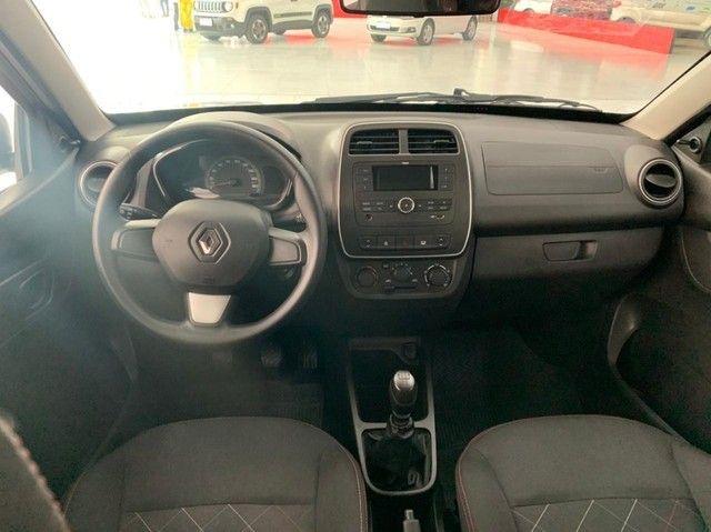 Renault Kwid Zen, novissimo, impecavel, baixissima km, sem entrada parcelas de 999,00!!! - Foto 3