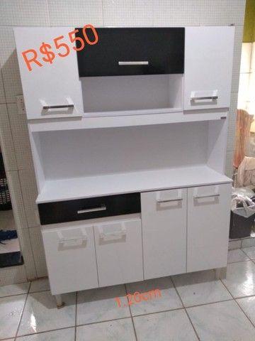 Armário de Cozinha - Frete Grátis - Novos