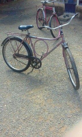 Vendo 2 bicicleta antiga  - Foto 4